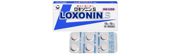 ロキソニンS商品イメージ