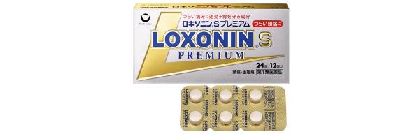 ロキソニンSプレミアム商品イメージ